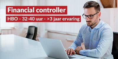 Finance | Financial controller