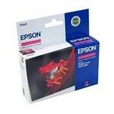 Epson Inktpatroon T0543 - Magenta/Magenta (R800/R1800) (origineel) - thumbnail 1
