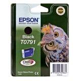 Epson Inktpatroon T0791 - Black/Zwart (R1400) (origineel) - thumbnail 1