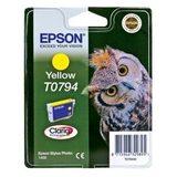 Epson Inktpatroon T0794 - Yellow/Geel (R1400) (origineel) - thumbnail 1