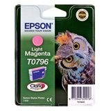 Epson Inktpatroon T0796 - Light Magenta/Licht Magenta (R1400) (origineel) - thumbnail 1