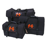Falcon Eyes SKB30 Tas voor twee flitskoppen + accessoires 292096 - thumbnail 1