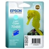 Epson Inktpatroon T0485 - Light Cyan/Licht Cyaan (origineel) - thumbnail 1