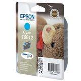 Epson Inktpatroon T0612 Cyan/Cyaan (origineel) - thumbnail 1
