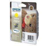 Epson Inktpatroon T0614 Yellow/Geel (origineel) - thumbnail 1