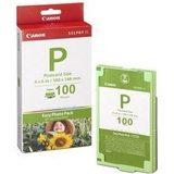 Canon E-P100 Postcard-size 10X15cm Inkt/Papier-set - thumbnail 1