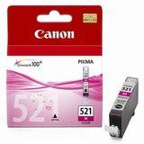 Canon Inktpatroon CLI-521M - Magenta (origineel) - thumbnail 1