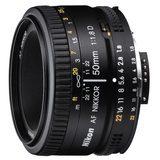 Nikon AF 50mm f/1.8D objectief - thumbnail 1