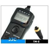 JJC Wired Timer Remote Controller TM-E (Olympus RM-CB1) - thumbnail 1
