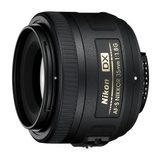 Nikon AF-S 35mm f/1.8G DX objectief - thumbnail 1