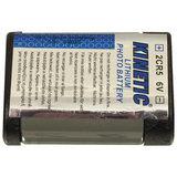 Kinetic 2CR5 Lithium Photo batterij - thumbnail 2