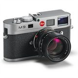 Leica M9 systeemcamera Body Steel Grey