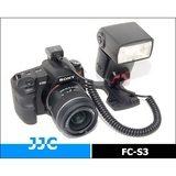 JJC FC-S3 Off-Camera cord voor Sony Alpha/Sony Flitser - thumbnail 2