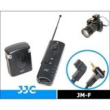 JJC Wireless Remote Control 50m JM-F (Sony RM-S1AM)