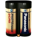 Panasonic 2CR5 Lithium Photo batterij - thumbnail 1