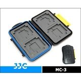 JJC MC-3 Multi-Card Case