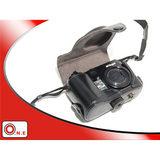 ONE OC-P6000B Leathercase voor Nikon P6000 - thumbnail 2