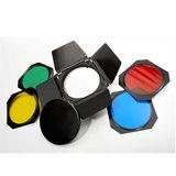 Lastolite Kleppen + Filterset voor Lastolite Lumen8 flitskoppen - thumbnail 1