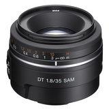 Sony 35mm f/1.8 DT SAM objectief (SAL35F18.AE) - thumbnail 2