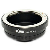 Kiwi Photo Lens Mount Adapter (PK-NX) - thumbnail 1