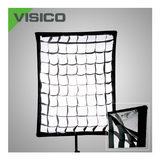Visico SB-040 Grid Softbox 20 x 90cm VC/VE series met mask - thumbnail 2