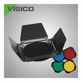 Visico BD-200 Kleppenset + grid + filters voor VC series (13453) - thumbnail 1
