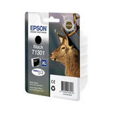 Epson Inktpatroon T1301 Zwart (origineel) - thumbnail 1