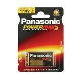 Panasonic ProPower 6LR61 batterij 9 Volt - thumbnail 1