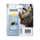 Epson Inktpatroon T1004 Geel (origineel) - thumbnail 1