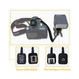 Pixel TTL-Kabel Canon 10 meter - thumbnail 3