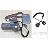 Pixel TTL-Kabel Canon 10 meter - thumbnail 4