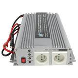 HQ Omvormer 1000W met ingebouwde lader (24-230V) - thumbnail 1
