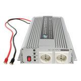 HQ Omvormer 1000W met ingebouwde lader (12-230V) - thumbnail 1