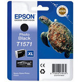 Epson inktpatroon T1571 Photo Black (origineel) - thumbnail 1
