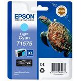 Epson Inktpatroon T1575 Light Cyan (origineel) - thumbnail 1