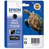 Epson Inktpatroon T1578 Matt Black(origineel) - thumbnail 1