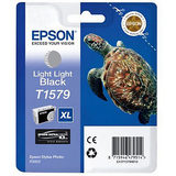 Epson Inktpatroon T1579 Light Light Black (origineel) - thumbnail 1