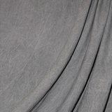 Savage Washed Muslin Dubbelzijdig Achtergronddoek 3.04 x 7.30 meter Dark Grey - thumbnail 2