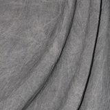 Savage Washed Muslin Dubbelzijdig Achtergronddoek 3.04 x 7.30 meter Light Grey - thumbnail 2