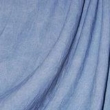 Savage Washed Muslin Dubbelzijdig Achtergronddoek 3.04 x 7.30 meter Sky Blue - thumbnail 2
