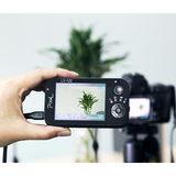 Pixel Cabled LiveView Remote Control voor Nikon D5000 - thumbnail 2