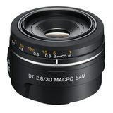 Sony 30mm f/2.8 DT Macro objectief (SAL30M28.AE) - thumbnail 2
