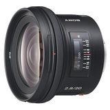 Sony 20mm f/2.8 objectief (SAL20F28.AE) - thumbnail 1