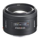 Sony 50mm f/1.4 objectief (SAL50F14.AE) - thumbnail 2