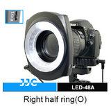 JJC LED-48A Macro LED Ringlight - thumbnail 5