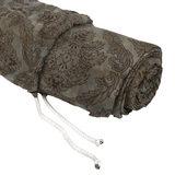 Savage Accent Retro Muslin Achtergronddoek 3.0 x 3.7 meter Antique Brown - thumbnail 1