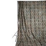 Savage Accent Retro Muslin Achtergronddoek 3.0 x 3.7 meter Antique Brown - thumbnail 5