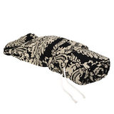 Savage Accent Retro Muslin Achtergronddoek 3.0 x 3.7 meter Black/Cream - thumbnail 2