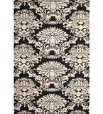 Savage Accent Retro Muslin Achtergronddoek 3.0 x 3.7 meter Black/Cream - thumbnail 4