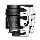 Leica Super-Elmar-M 21mm f/3.4 ASPH objectief - thumbnail 3